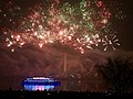 Fireworks, NYE 2016-7 from Kim Il Sung Square (33012486831).jpg