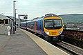 First TransPennine Class 185, 185103, platform 1, Stalybridge railway station (geograph 4005879).jpg