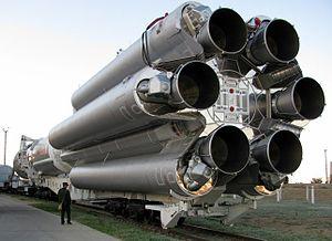 Proton-M - Proton-M rollout