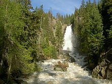 Fish Creek Falls, Routt County Colorado.JPG