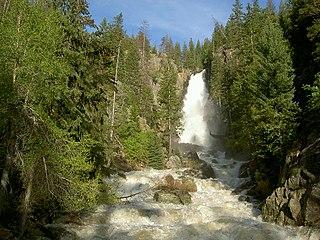 Fish Creek Falls