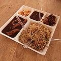 Fish Noodles Combo - Noodles & Live Pasta - Avani Riverside Mall - Howrah 20170913203549.jpg