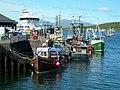 Fishing Boats At Heritage Wharf - geograph.org.uk - 1375116.jpg