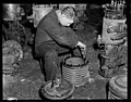Fitter at work Hutt workshops. PHOTOGRAPHER J.F. Le Cren, F.G. Tingay and R.A.O. Morgan DATE 1953.jpg