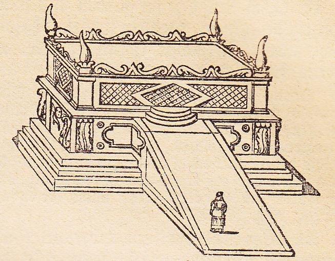 Fjellstedt Brännoffer-altaret
