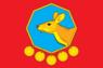 Flag of Bayandaevsky rayon (Irkutsk oblast).png