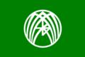Flag of Maki-village Niigata.png