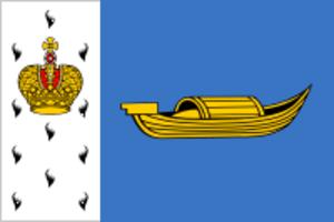 Vyshny Volochyok - Flag