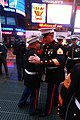 Flickr - DVIDSHUB - California Marine awarded for community service in Times Square-ceremony prior to Afghan deployment (Image 3 of 3).jpg