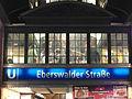 Flickr - IngolfBLN - Berlin - U-Bahnhof Eberswalder Straße.jpg