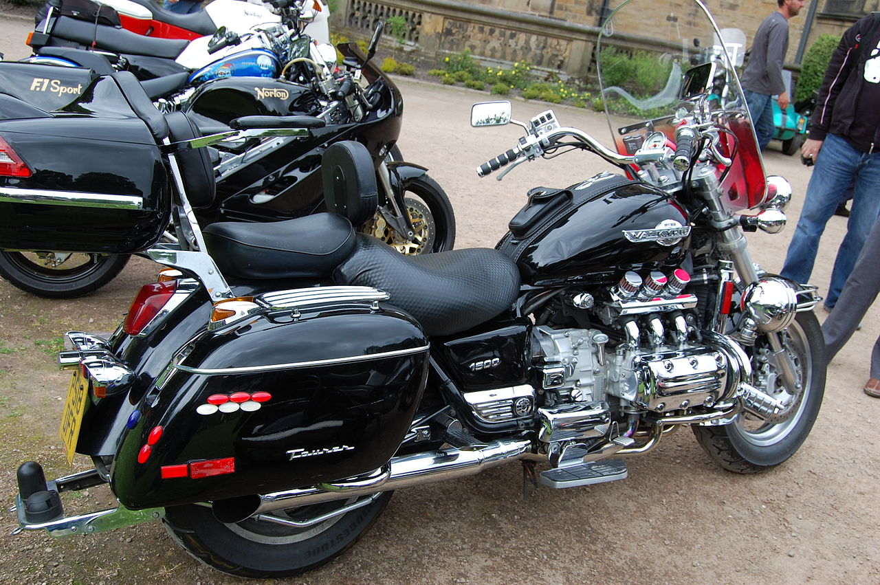 Honda Valkyrie Motorcycles For Sale Uk