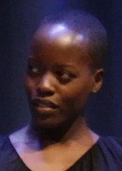 Florence Kasumba beim Filmfestival Munich (cropped)