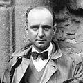 Florentino López Cuevillas, 1928, Ruínas de San Domingos.jpg