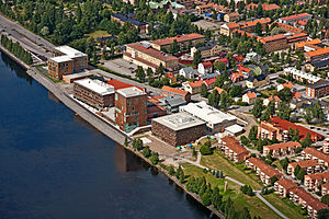 Umeå Arts Campus - Umeå Arts Campus