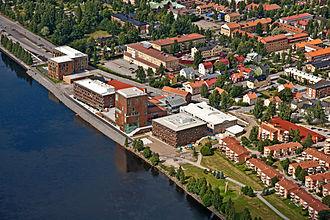 Umeå Arts Campus - Umeå Arts Campus