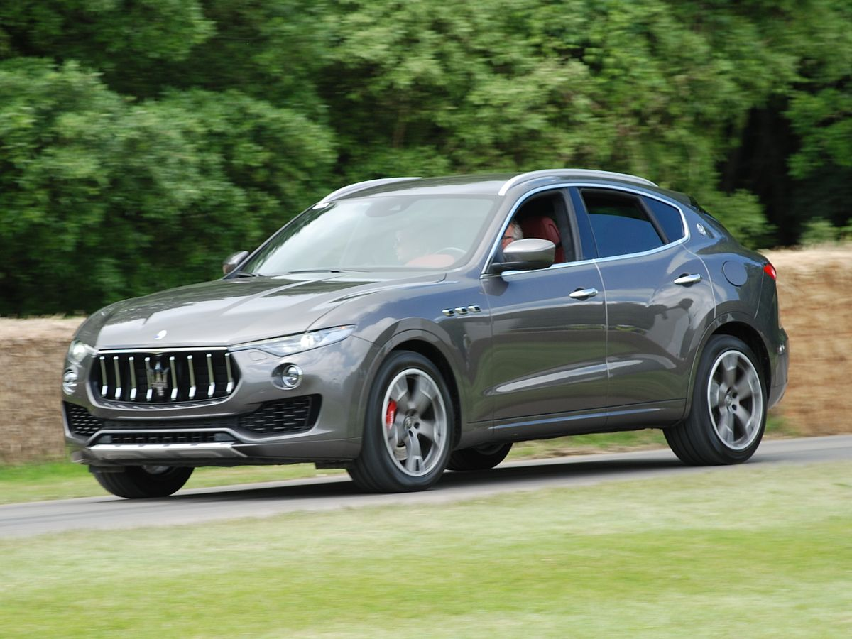 Front Door Colours Maserati Levante Wikipedia