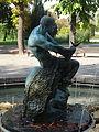 Fontana Ribar (borba), Kalemegdan, 04.JPG