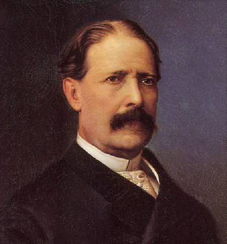 Fontes Pereira de Melo - Fontes Pereira de Melo in 1881, when he was the third President of the Council of Ministers