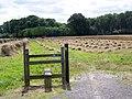 Footpath, Bottlesford - geograph.org.uk - 1428202.jpg