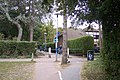 Footpath and Cyclepath to University of Kent - geograph.org.uk - 1522228.jpg