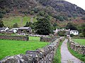 Footpath approaching Stonethwaite Bridge - geograph.org.uk - 1514585.jpg