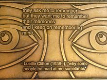 How can i write an essay on the poem: in the inner city by lucille clifton ?