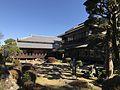 Former Residence of Nabeshima Family in Kojirokuji Area from garden 4.jpg