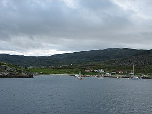 Forsøl - View of the village