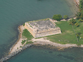 Fortress in San Juan, Puerto Rico (U.S.)