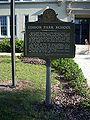 Fort Myers FL Edison Park School marker01.jpg