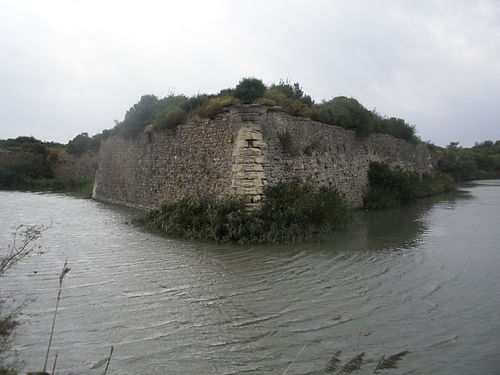 Photo - Fort de Peccais (vestiges)