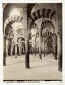 Fotografi av Córdoba. Mezquita, Laberinto de Columnas - Hallwylska museet - 104769.tif