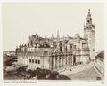 Fotografi av Sevilla. Vista general de la Catedral - Hallwylska museet - 104782.tif