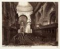 Fotografi av St. Paul's Cathedral. London, England - Hallwylska museet - 105926.tif