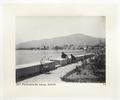 Fotografi av berg och sjö i Schweiz - Hallwylska museet - 103173.tif