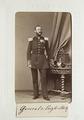 Fotografiporträtt på William von Voigts-Rhetz, 1860-tal - Hallwylska museet - 107611.tif