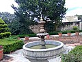 Fountain in the Hotel San Francisco in Tlaxcala City.jpg