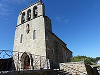 Fournels - Eglise Notre-Dame de Fournels (pas dans liste) (5-2016) P1050347.jpg