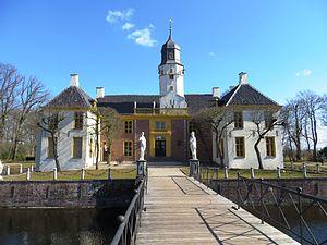 Fraeylemaborg - The Fraeylemaborg in 2013