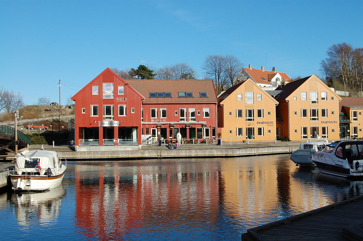 Fiskebrygga Kristiansand Wikipedia