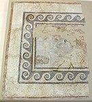 Frammento di mosaico con anatre in paesaggio acquatico, 150-100 ac ca, da rodi ovest.JPG