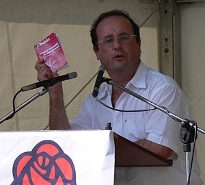 François Hollande - François Hollande in 2006