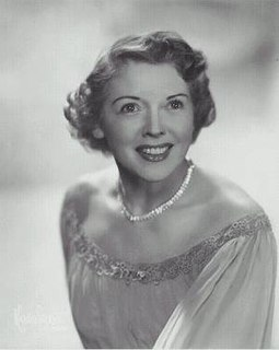 Fran Allison American television and radio comedian, personality and singer