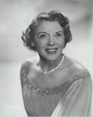 Fran Allison - Allison in 1953