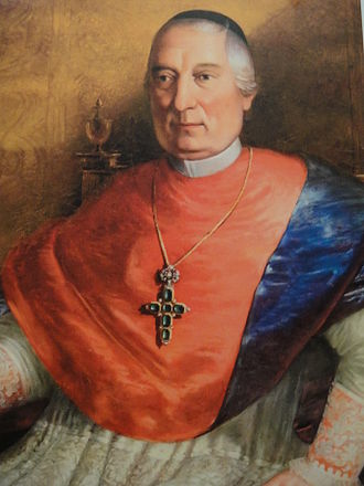 Siege of Malta (1798–1800) - Canon Francesco Saverio Caruana, one of the Maltese insurgent leaders. He later became Bishop of Malta.