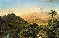 Frederic Edwin Church - South American landscape.jpg