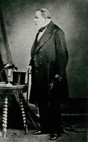 Frederick Robe - Sir Frederick Robe