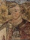 Fresco of Stefan Vladislav, Mileševa.jpg