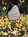 Friedhof der Dorotheenstädt. und Friedrichwerderschen Gemeinden Dorotheenstädt. Friedhof Okt.2016 - 19.jpg