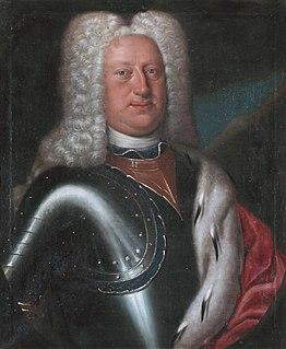 Frederick III, Landgrave of Hesse-Homburg General in the Dutch army and Landgrave of Hesse-Homburg